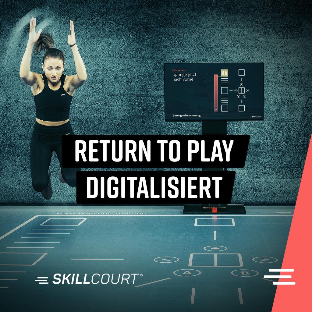 skillcourt P3