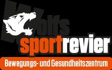 Bewegungs- und Gesundheitszentrum in Hasselroth-Niedermittlau – Wolfs Sportrevier Logo